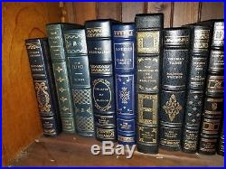 ORIGINAL FRANKLIN LIBRARY 100 Greatest Books of All Time COMPLETE Set Ltd. Ed