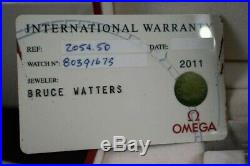 Omega 2254.50 Seamaster FULL SET, Serviced, All Original, Excellent
