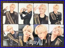 (On hand) BTS Speak Yourself Japan Official Mini Photo Card Set all V TAE no. 1-8