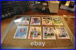 Opc O pee chee baseball cards 1982 complete set include all inserts poster mlb