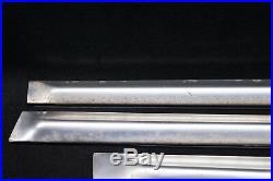 Org Audi A6 4F C6 Allroad Set Türleisten 4F9853969A Tür Leiste Breitbau /FB
