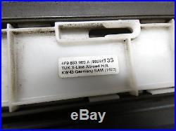 Original Audi A6 4F C6 Allroad Set Türleisten Breitbau 4F9853969A 4F9853970A iH