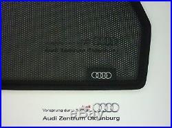 Original Audi Sonnenschutz Audi A4 Modell 8K Avant 3er-Set 8K9064160