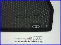 Original Audi Sonnenschutz Audi A4 Modell 8K/B8 Avant, 5er-Set 8K9064160 +A