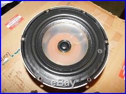 Original Infinity RS-1b Parts. Full set of all 12 ORIG. Woofers. All tested
