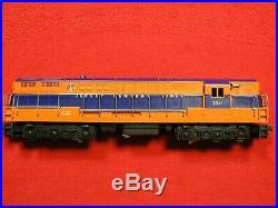 Original LIONEL #2270 Jersey Central Passenger Set plus #2534 All E+ Condition