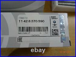 Original MINI F54 F55 F56 F57 F60 Inspektionskit / Filtersatz / One + Cooper + S
