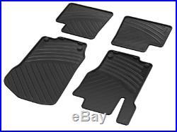 Original Mercedes-Benz Allwetter Fußmatten 4-tlg. ML & GL W164 B66680260