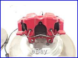 Original Mini F54 LCI F60 JCW Set Sportbremse vorne hinten Bremssättel Scheiben