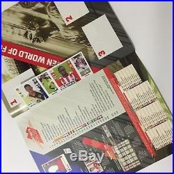 Original Panini FIFA 365 2019 complete set of all 446 stickers+album