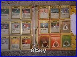 Original Pokemon Complete Base Set 102/102 Cards All NM-MT CHARIZARD MACHAMP