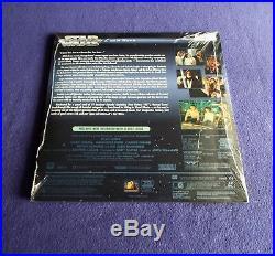 Original Unaltered STAR WARS TRILOGY FACES WS Laserdisc Set All 3 Sealed-HSF