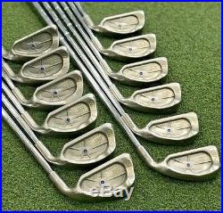 PING ISi Nickel Complete Iron Set Right Hand 1-LW All Original RARE! (#2256)