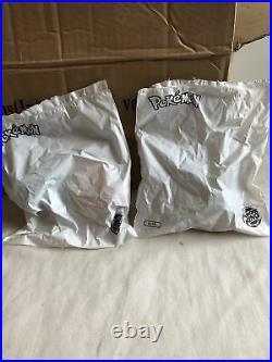 POKÉMON 2000 Burger King International Version Complete Set all 57 Sealed Toys