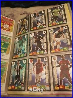 Panini Premier League 2019/20 Adrenalyn XL Full Album All Cards plus extras