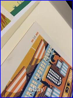 Phish DKNG Atlantic City Set 2012 (All 3 Prints)