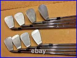Ping S58 Iron Set, 3-PW, Orange Dot, All Original