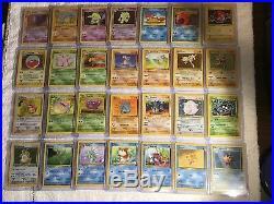 Pokemon 151 Set Complete 100% Original Classic Cards ALL 45 HOLOS VERY RARE