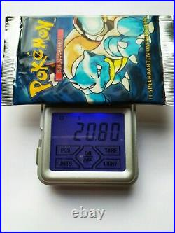 Pokémon Original BASE SET Booster All 3 arts -DUTCH- LIGHT FACTORY SEALED 1999