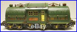 Rare Lionel 381E Three Car Green State Set and Locomotive all Original 1929