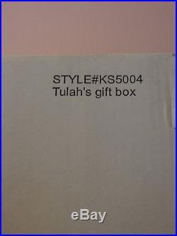 Riley Doll, Kish & Company FIELD TRIP TULAH Gift Set LE 2004 All Original NEW