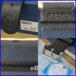 Seiko 6105-8110 3rd Diver US code Ultimate Full-set 1976 Very Rare All Original