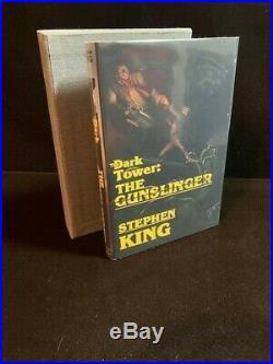 Stephen King's The Dark Tower I -7 + LSOE + TWTTK Matched set #499 ALL MINT RARE