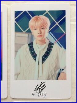 Stray Kids All Members Official 9 Photocards Complete Set Hi-STAY Showcase SKZ