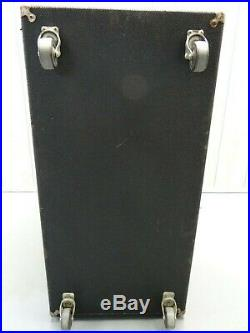 Sunn 412 Cabinet All Original 1971 Large Studio Concert Speaker Set