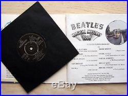 THE BEATLES The E. P. Collection UK Original BEP-14 Blue Box Set All Vinyls M