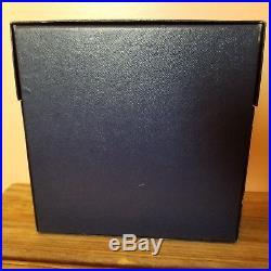 THE BEATLES The E. P. Collection UK Original BEP-14 Blue Box Set All Vinyls NM