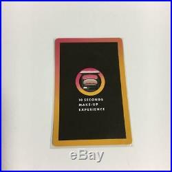 TWICE x AUBE Kao Cosmetic Japan Photo Card Rare 9 Set ALL Member Complete