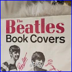 The Beatles 1960's NEMS Book Covers Set of 7 Original All sealed rare All Mint