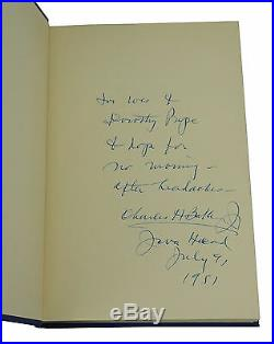 The Gentleman's Companion & South American Set All 4 SIGNED by CHARLES H BAKER