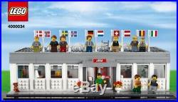The Lego System House 4000034 replica, all new original bricks Lego Inside Tour
