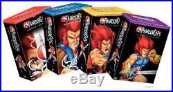 Thundercats Complete Original Series Season 1 & 2 Box Set Brand NEW DVD Read all