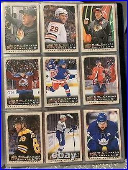Tim Hortons complete Master Set All 270 Cards Including All 20 Trios
