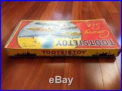 Tootsietoy Convoy Set # 5900 with Original Box and Insert and all 13 Ships