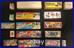 Topps Baseball Collection (1973 2020) All Complete Sets