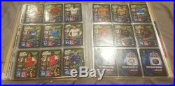 Topps Match Attax 2019/20 100% Complete inc. ALL Limited Edition / Extras RARE
