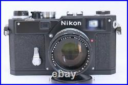 UNUSED Original all set Nikon S3 limited edition with 50mm f1.4 lens #0804