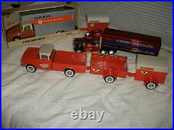 Uhaul set boxed and all these others with moving boxes originals real beauties