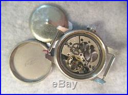 Us Military Bulova Type A17a Watch Navigators 10bnch All Original Hack Set 17j