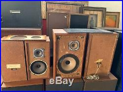 VINTAGE Speakers for sell. All in great shape, original grills. 10 setsQty20