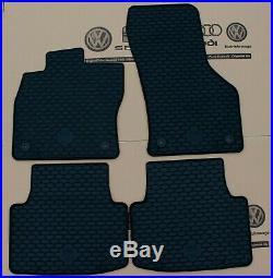 VW Passat B8 3G Fußmatten Allwetter Gummimatten vorne + hinten Gummifußmatten