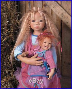Vhtf Matched Set Monja & Tinke Himstedt 377 Worldwide All Original Layaway Ok