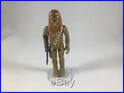 Vintage 1977 Star Wars Action Figure Set All Original Luke Darth Vader Boba Fett