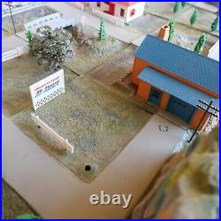 Vintage AC Gilbert American Flyer train set All Aboard with Original Package