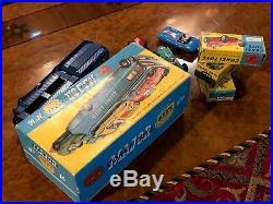 Vintage Corgi Toys / All Original / MIB / Ecurie Ecosse Gift Set No. 36