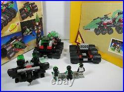 Vintage Lego Set #6957 Space Police 100% Complete Original All Boxes